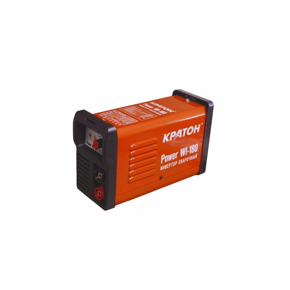 Инвертор сварочный Кратон Power WI 180|inverter welding|welding inverterpower weld |