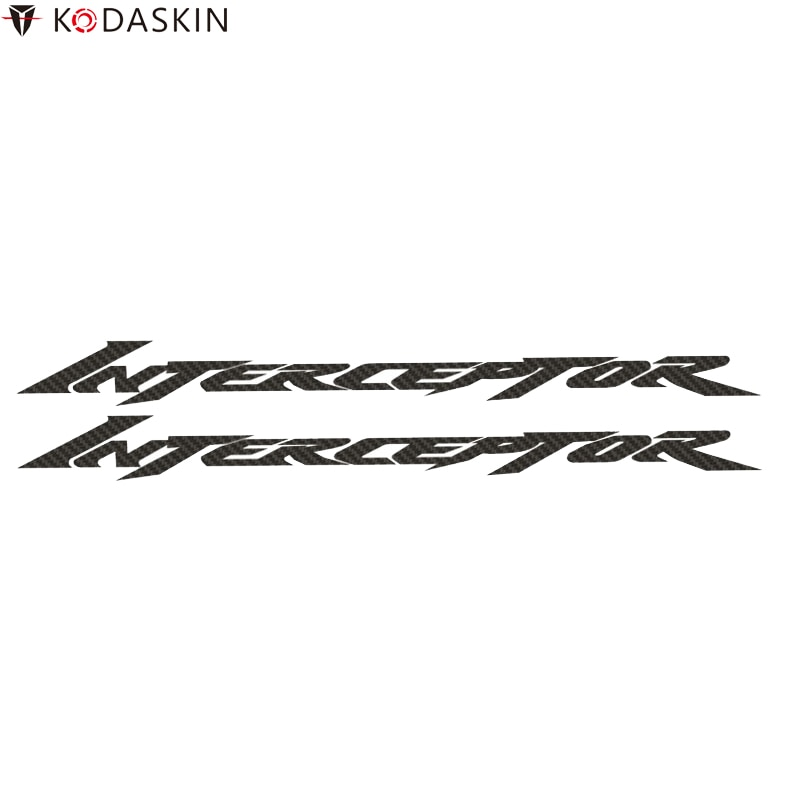 Углеродные наклейки KODASKIN для мотоцикла Honda перехватчик VFR|decals for motorcycles|decal stickers