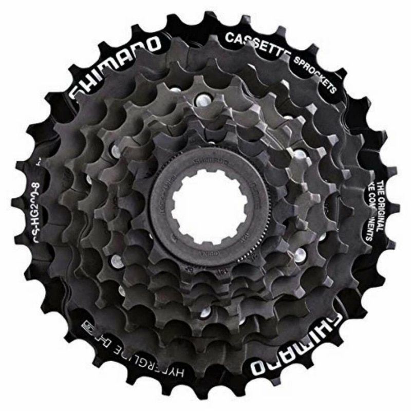 Shimano Tourney CS HG200 8 Speed 12 32T MTB кассета Freewheel|Храповик велосипеда| |