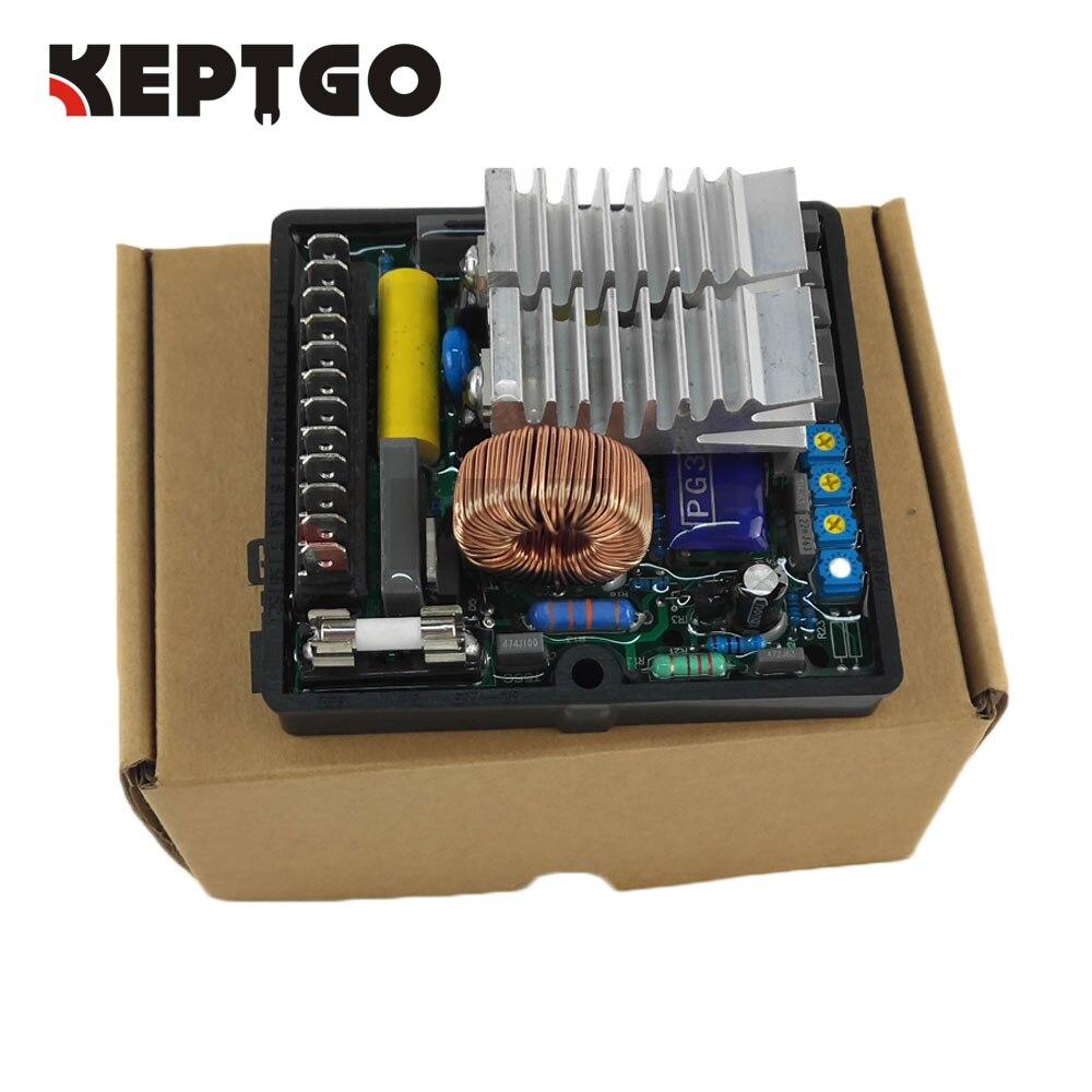 Запасные части для генератора автоматический регулятор напряжения AVR SR7 замена