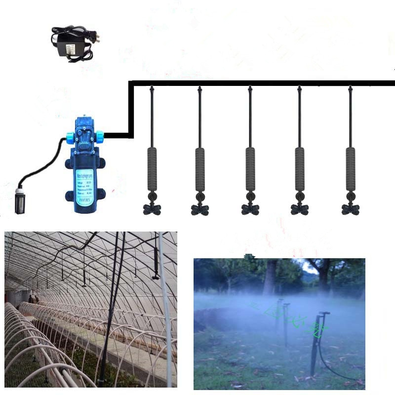 Шланг для микрополива 12 В 30 шт.|water hose sprinklers|sprinkler water pumpsprinkler pump |