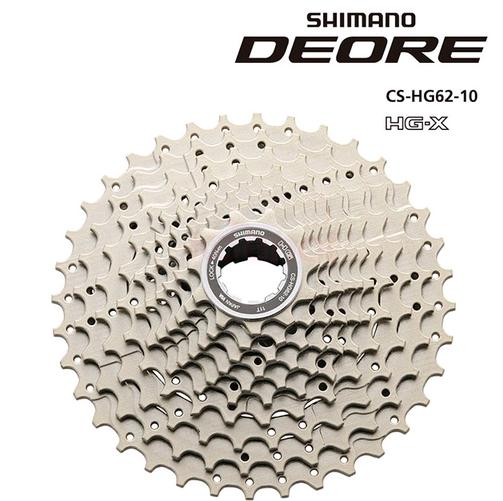 Кассеты DEORE для велосипеда 10s звездочки MTB freewheel HG62|bike freewheel|cassette 10sbicycle |