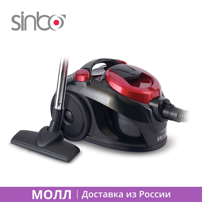 Sinbo SVC 3476Z Vacuum Cleaner Dry Type 1800W Family Cleaning tool Good Helper for Housework cyclone filter bagless dust collect