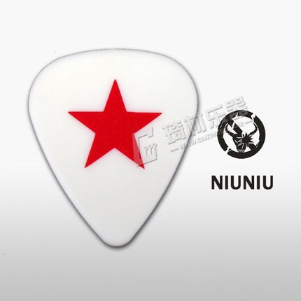 Гитарный блок Red Star медиатор 1 0 мм шт.|picks plectrums|guitar picksguitar pick plectrum |