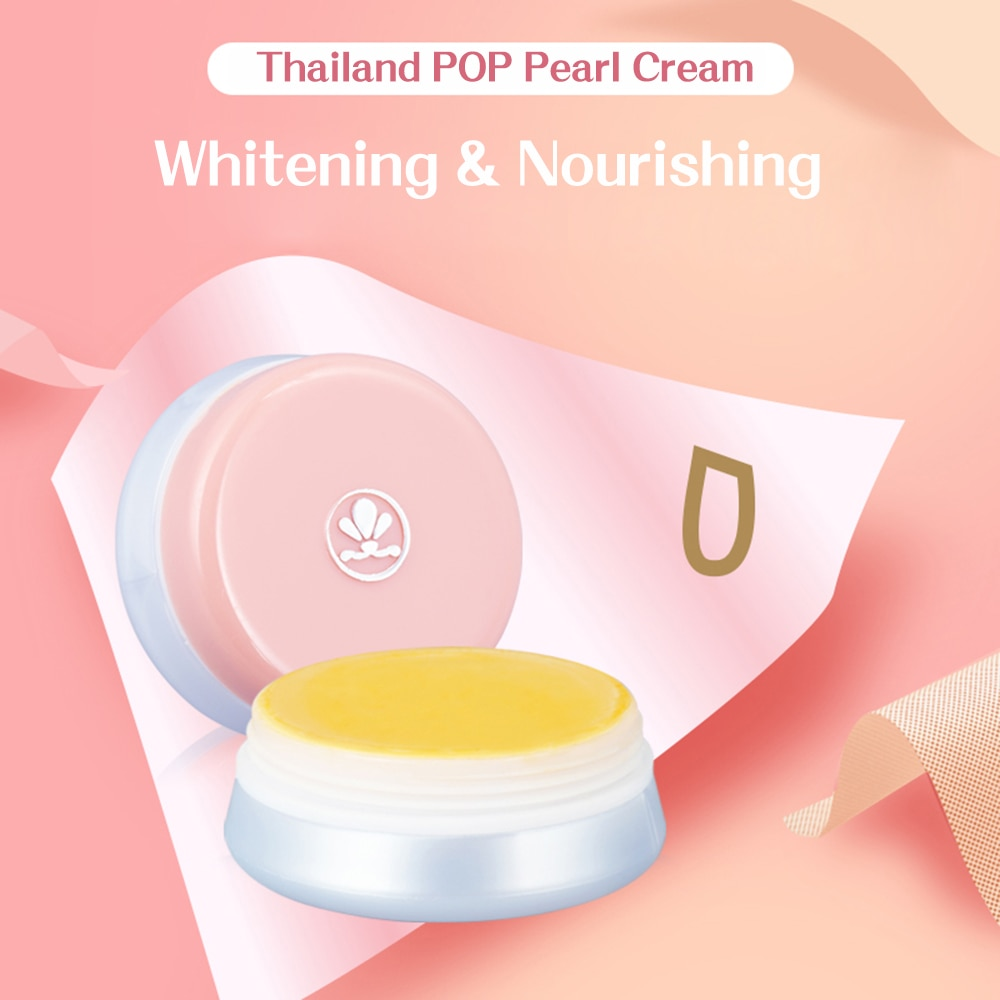 4g/pcs POP Pearl whitening & Removal of spots Facial Cream Concealer skin care whitening skin in 7 days  12pcs/lot