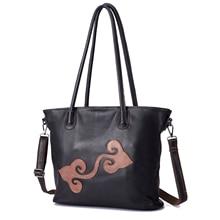 2021 Original Leather Famous Brand Luxury Ladies Large Shopper handbag Shoulder bag Women Designer F