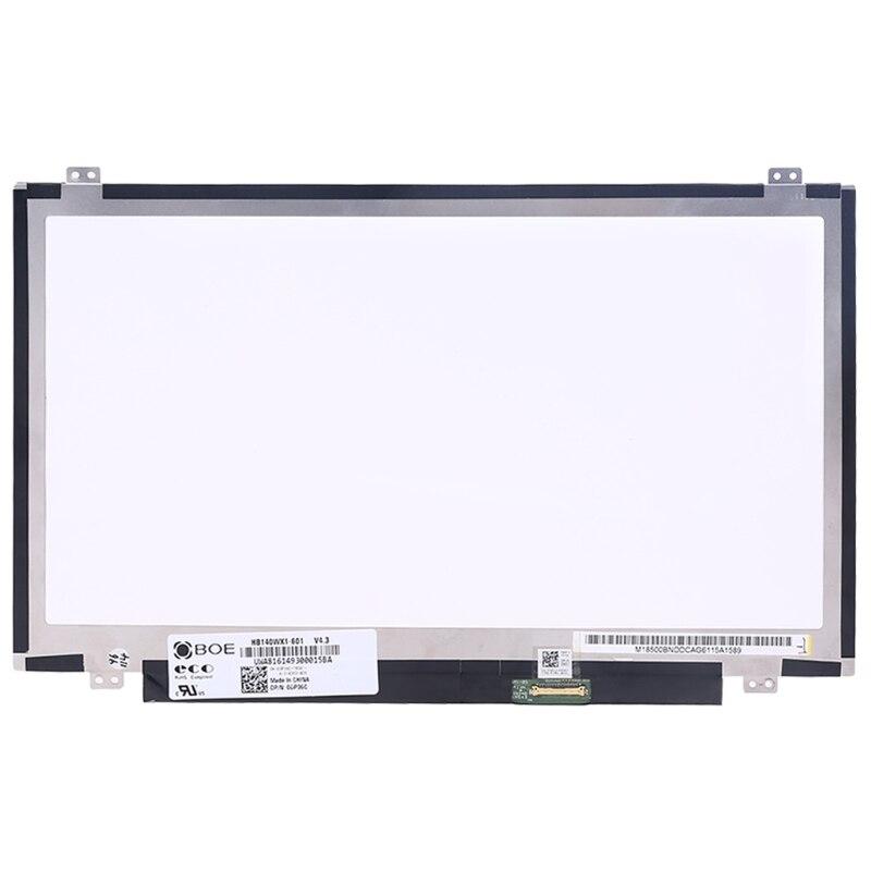 LTN140AT37 14 بوصة شاشة صالح ل LTN140AT31 HB140WX1-601 301 401 NT140WHM-N31