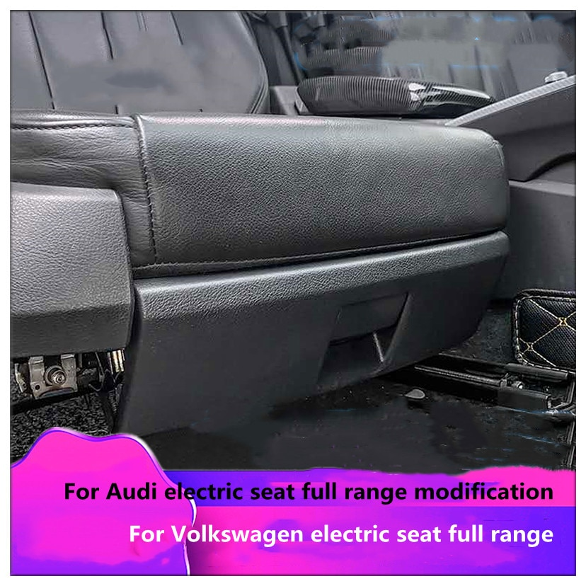 Suitable for Volkswagen Audi A3 A4 A5 A6 Q2 Q3 Q5 with electric seat drawer storage storage box