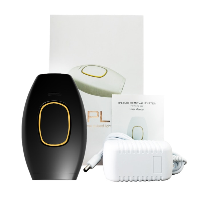 Electric Painless Laser Hair Removal Machine Home Hold Depilatory Hair Epilator IPL Shot Light Pulses Body Hair Removal Device enlarge