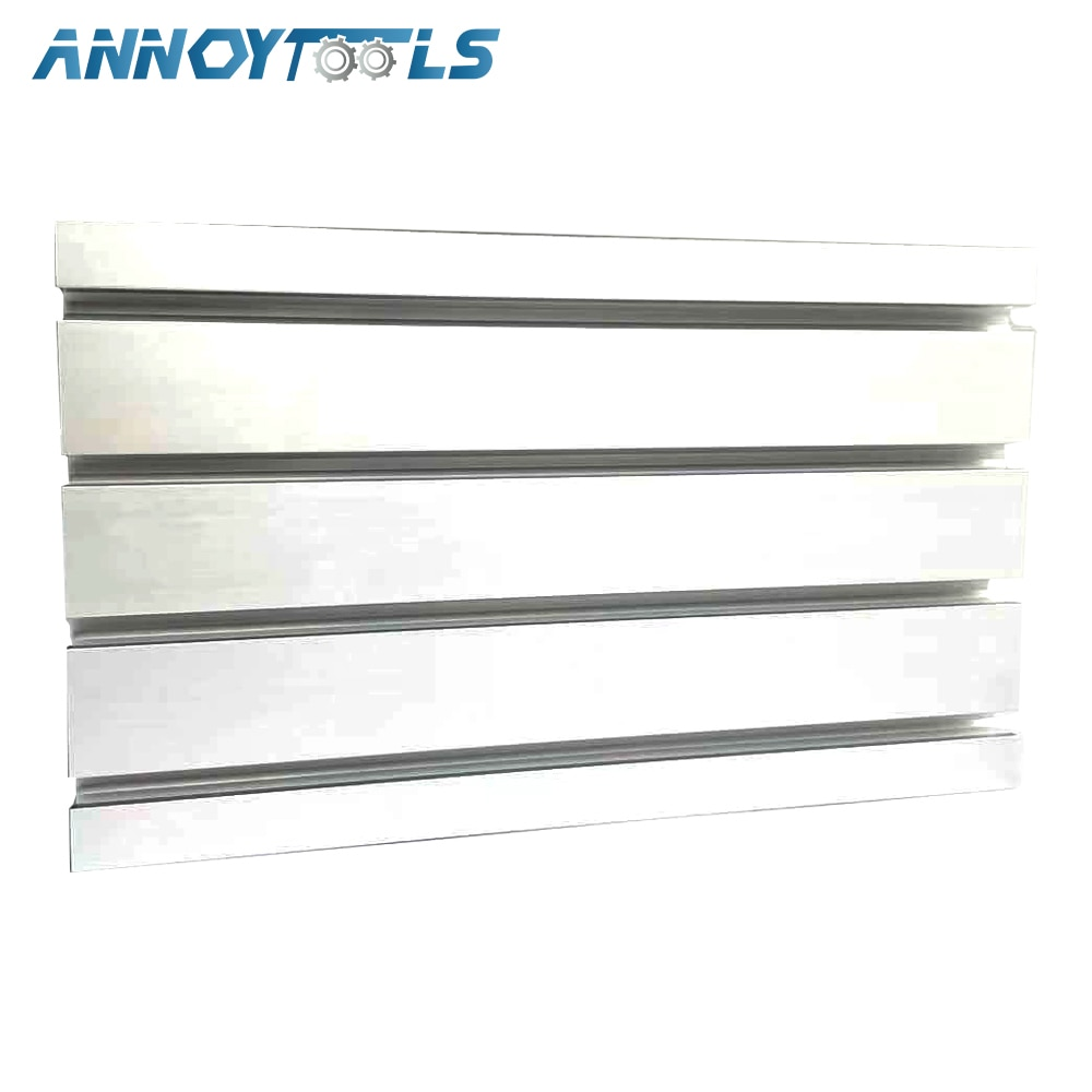 3018 3040 thickness extruded aluminum profile aluminum alloy frame for CNC builde enlarge