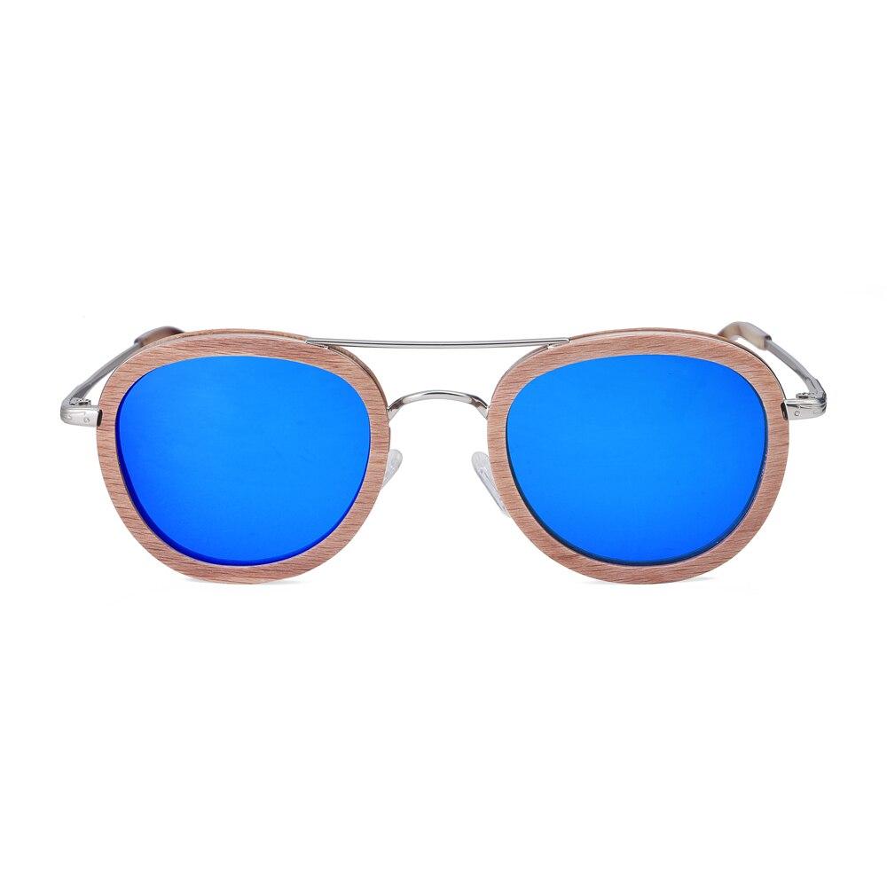 BerWer Women Sunglasses men Wood Polarized Sunglasses Women Sun Glasses UV 400 Protection oculos de sol feminino Dropshipping