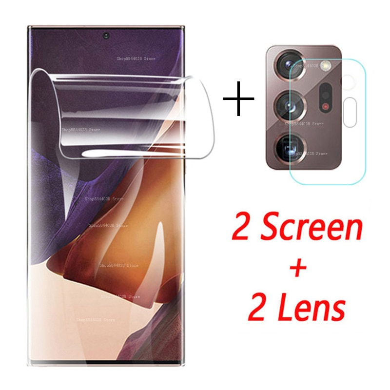 4-in-1-screen-protector-soft-hydrogel-film-for-samsung-galaxy-note-20-ultra-note20-protective-film-for-samsung-film-not-glass