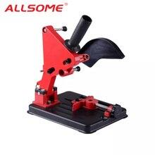Support de meuleuse dangle Support de meuleuse dangle pour 100-125 meuleuse dangle bricolage Support de coupe outils électriques accessoires