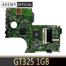 Akemy N71JA carte mère dordinateur portable HD5730 1GB pour ASUS N71J N71JA N71JQ Test carte mère N71JA test 100% ok