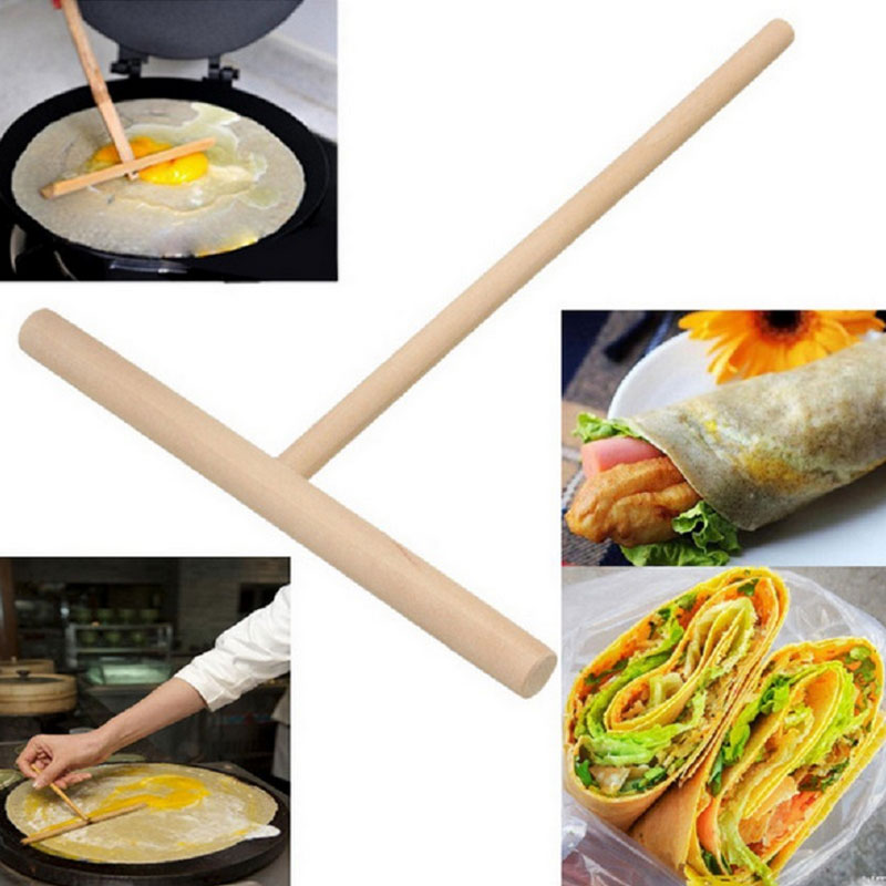 1 pieza de utensilio de cocina con letras T de madera, utensilio para hacer tortitas, molde para cocinar huevos, sartén antiadherente para hornear en casa