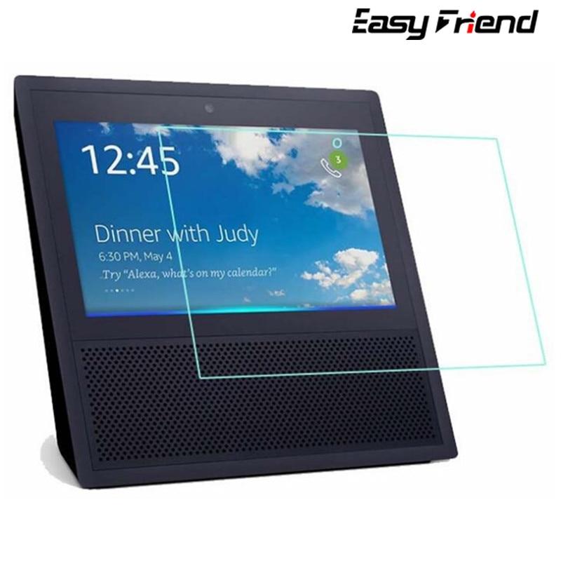 Para Amazon Echo Show 2, 5, 8, EchoShow, tableta, película protectora, Protector de pantalla de vidrio templado