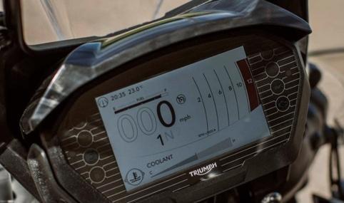 Film de Protection anti-rayures pour moto   Autocollant protecteur de vitesse pour Triumph Tiger 1200 XC XR Tiger 800 2017 2018