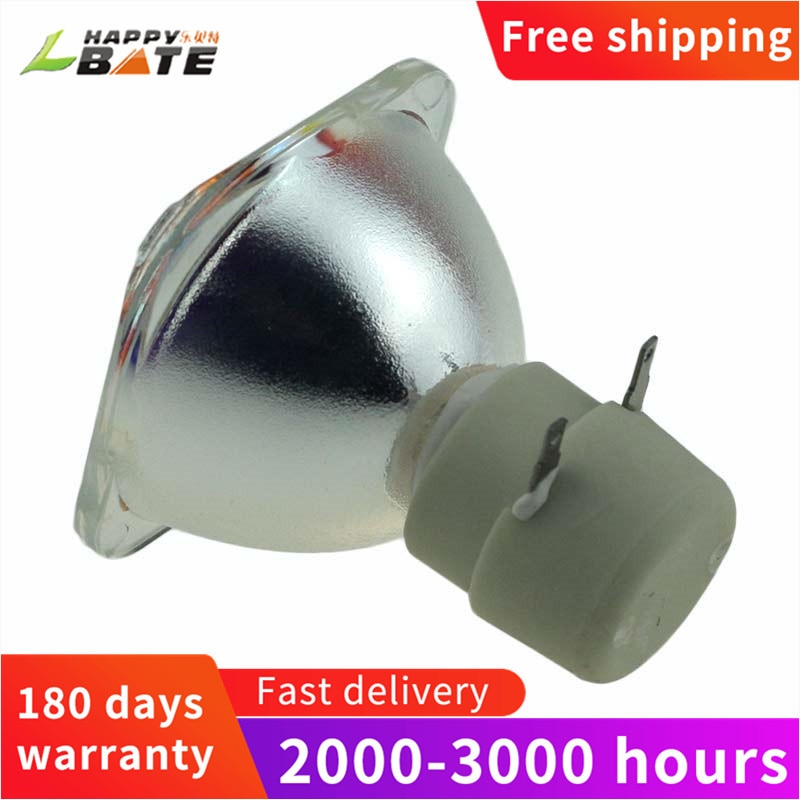 HAPPYBATE High Quality Replacement Projector Bare Bulb Lamp 1025290 Fit For Smart V30 Projectors, Smartboard V30 Lamp Projector ec jbu00 001 replacement projector bare bulb with housing for acer x110p x1161p x1261p h110p x1161pa x1161n projectors