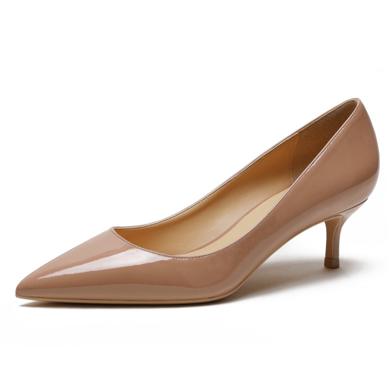 fragrantlily new women plus size big bow tie pumps butterfly pointed stiletto pointed toe woman wedding high heels shoes bowknot Women Pumps Lady Sheepskin Patent Leather Thin High Heels Autumn Sexy Stiletto Shoes Pointed Toe Shoes Female Plus Big Size B009