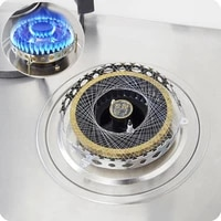 stainless steel gas cooker gas stove torch net windproof energy saving mesh