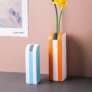 Ceramic Vase Children Room Color Decoration Home Decor Trends Simple Ceramic Vase Decoration