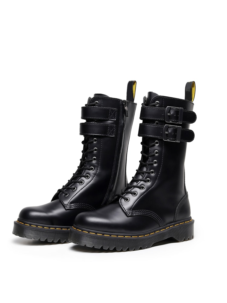 motorcycle platform boots women wedge shoes autumn winter fur fashion round toe lace up suede leather boots ladies shoes Martin Boots Ladies leather Suede Platform Boots Winter Boots Female Motorcycle Shoes Women Boots 2021 Gothic Shoes Lace-Up