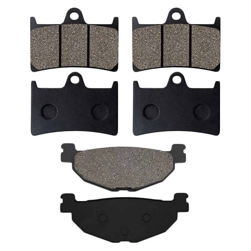 Motorcycle Accessory Front and Rear Brake Pads for Yamaha XP500 Tmax XP 500 T-Max 2009 2010 2011