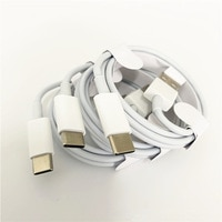 USB-кабель для телефона, 20 шт./лот, качество AAA, USB C, зарядный кабель для Android, зарядный провод, шнур для Samsung Galaxy, Huawei, iphone