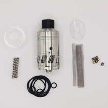 Обслуживаемый атомайзер для электронной сигареты MTL/DL simug SX Style RTA, 6,5 мл, 26 дюймов