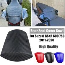 Couverture de carpette de siège arrière de moto   Pour Suzuki GSXR600 GSXR750 600 750 600 GSXR 2011 K11 2020-2015 2016 2017 2018 2019