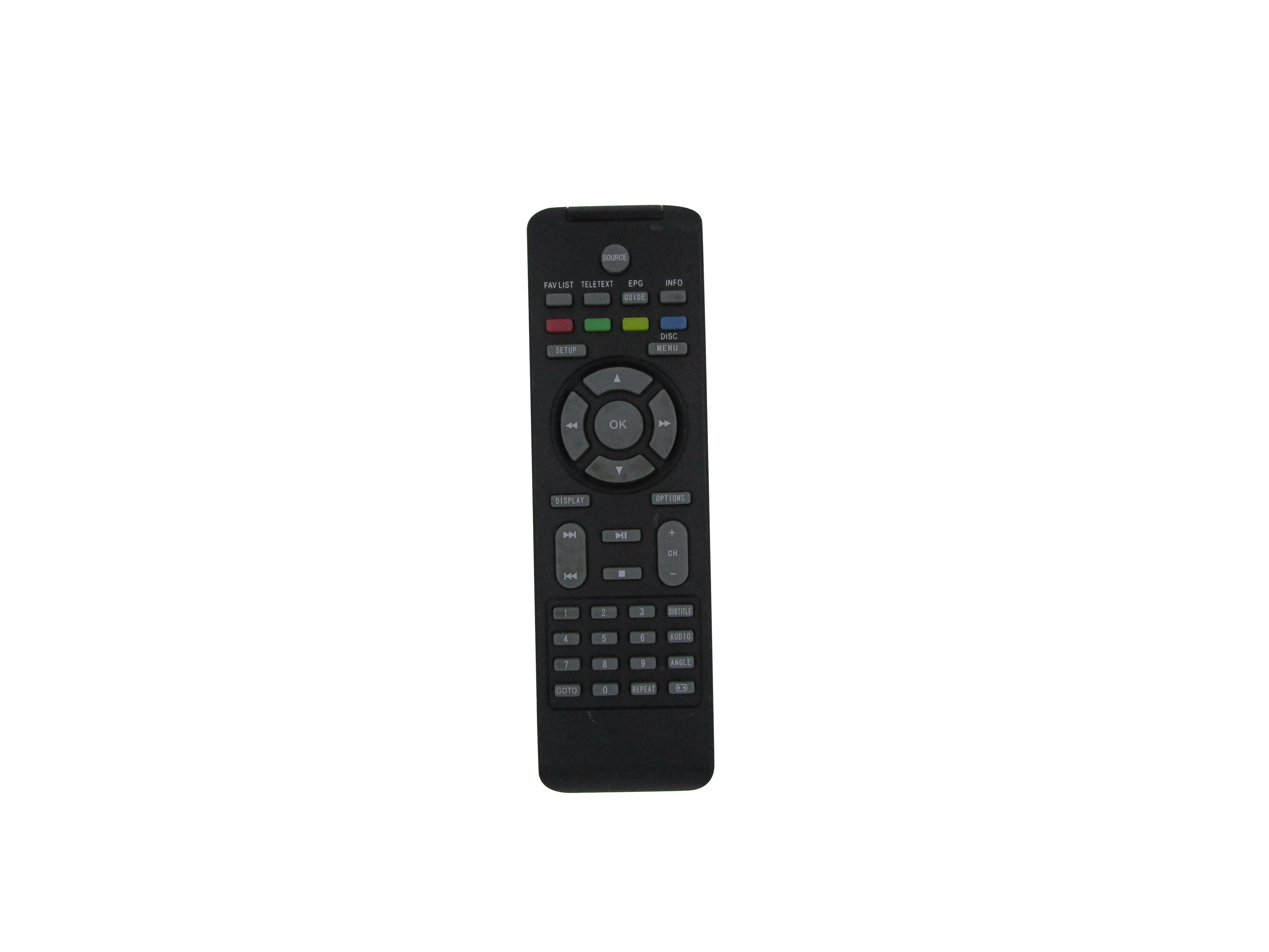 Remote Control For Philips PD7005 PET742 PET745 PET946 PET1035 Portable DVD Player