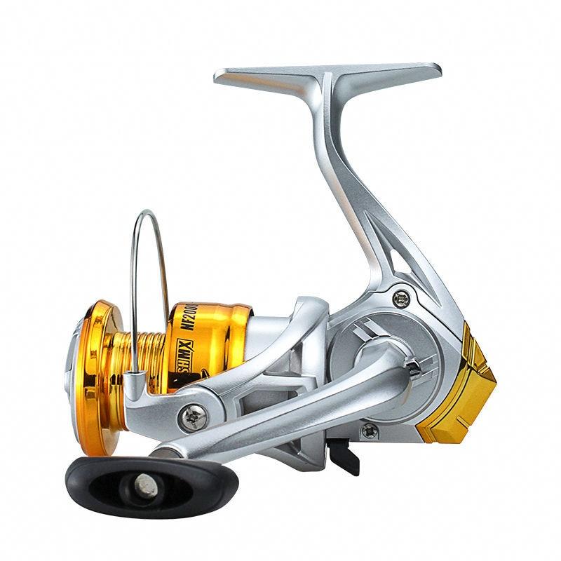 Fishing Reel Movement Spinning Series Metal Spool Wheel for Sea Carp