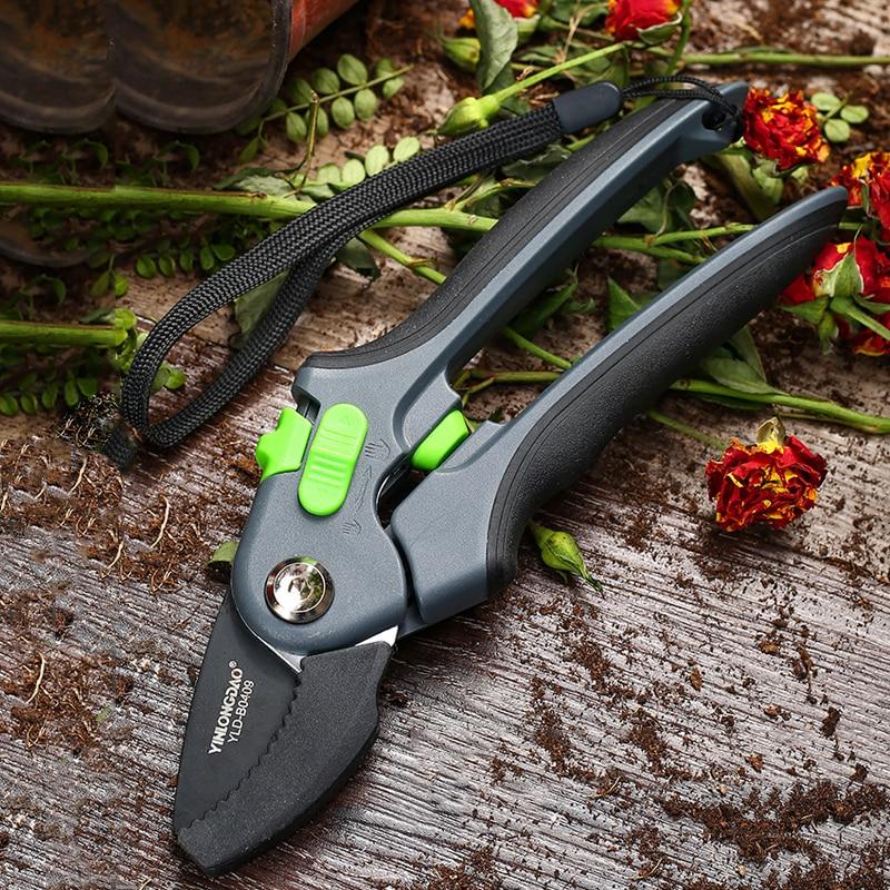 Aianduslõikekäärid, millega saab lõigata 35mm läbimõõduga - Aiatööriistad - Foto 5