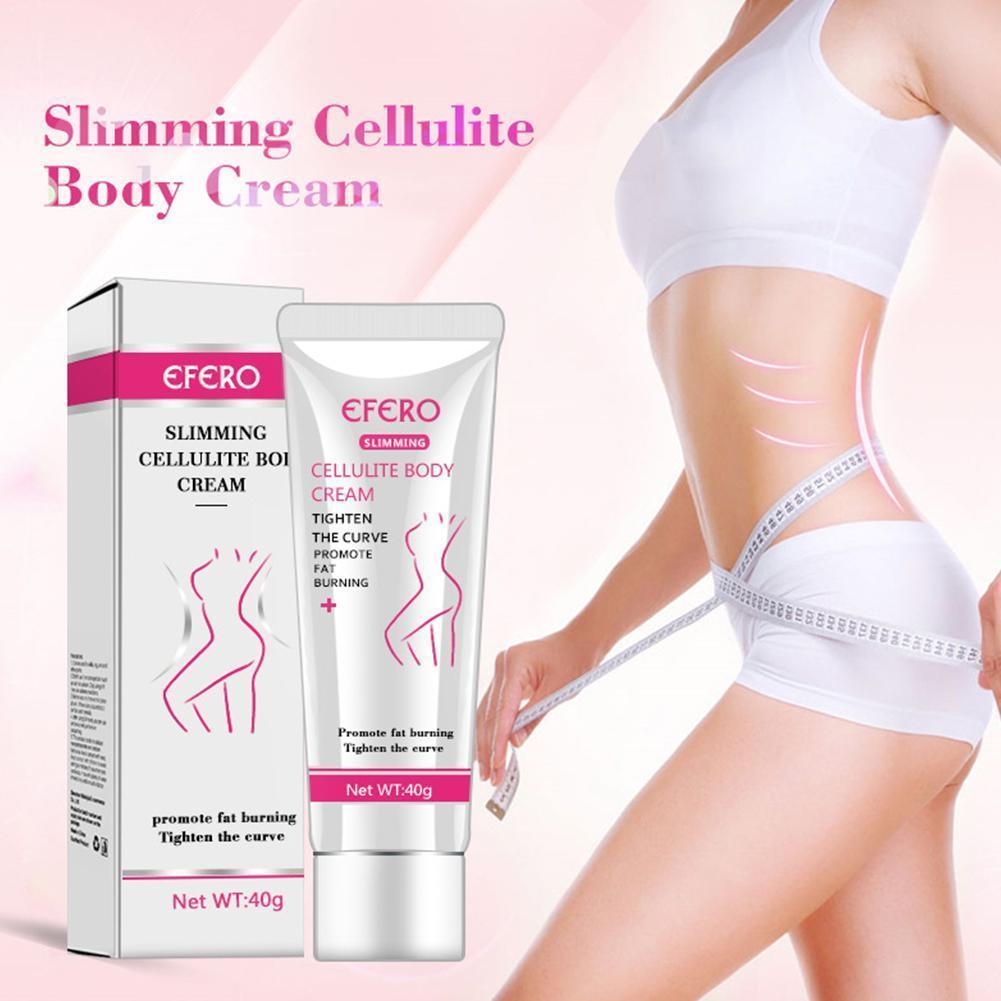 40g Effective Weight Loss Slimming Cream Fat Burner Care Burning Leg Fat Cellulite Firming Body Crea