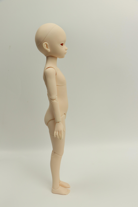 stenzhorn BJD Doll 1/6doll little girl Joint Doll Free Eyes