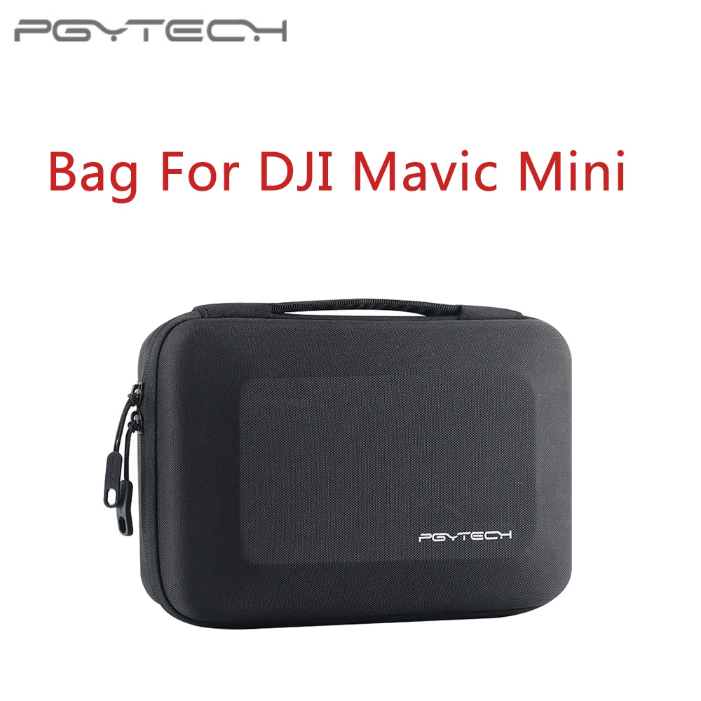 PGYTECH-حقيبة تخزين لـ DJI Mavic Mini /Mini 2 ، حقيبة حمل ، ملحقات الطائرات بدون طيار