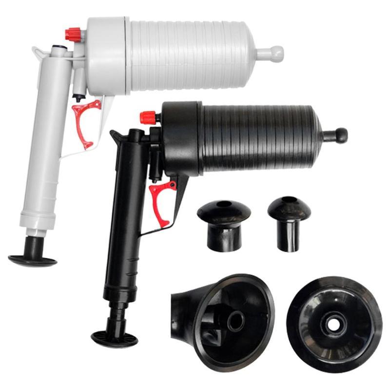 Приспособление для очистки туалета, воздушный насос для удаления засоров, канализационные раковины, инструмент для очистки труб, Плунжер для ванной комнаты