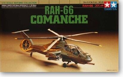 تاميا تجميعها نموذج 1/72 الأمريكية RAH-66 كومانش هجوم هليكوبتر 60739