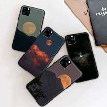 New Products Beautiful moon  Cellphone Case For iPhone SE2020 7 8Plus 11 11Pro Max 12 Pro XR Xs Max