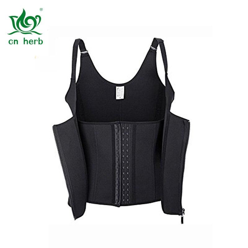 Cn Herb faja de cintura de entrenamiento para mujer corsé moldeador de cuerpo pérdida de peso adelgazante para un reloj de arena envío gratis