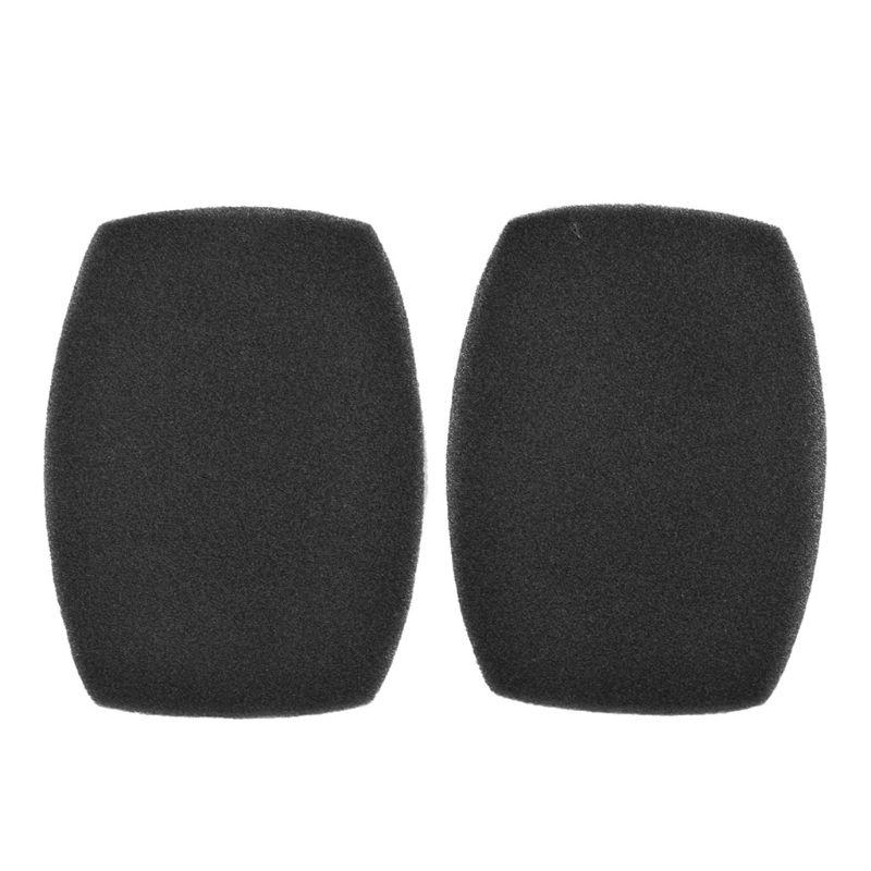 1 par de almohadillas para auriculares Beyerdynamic DT100 D1T02 DT108 DT109 95AF