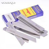 10 шт. 202295 нижний нож из вольфрамовой стали для Pegasus 4-thread сумки для шитья
