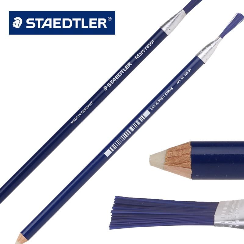 1Pc Staedtler Stift Gummi 526 61 Professionelle Skizze Kunst Gummi Malerei Spezielle Stift Typ Hochglanz Gummi mit Pinsel büro