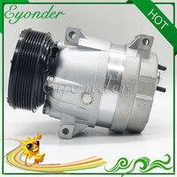 A/C AC Air Conditioning Compressor V5 PV7 for VAUXHALL Opel MOVANO VIVARO 09121072 93191202 4417713 4405239 8FK351134621