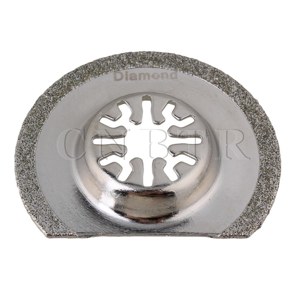 Diamond Semi Circular Oscillating Multi Function Saw Blade for Fein BOSH