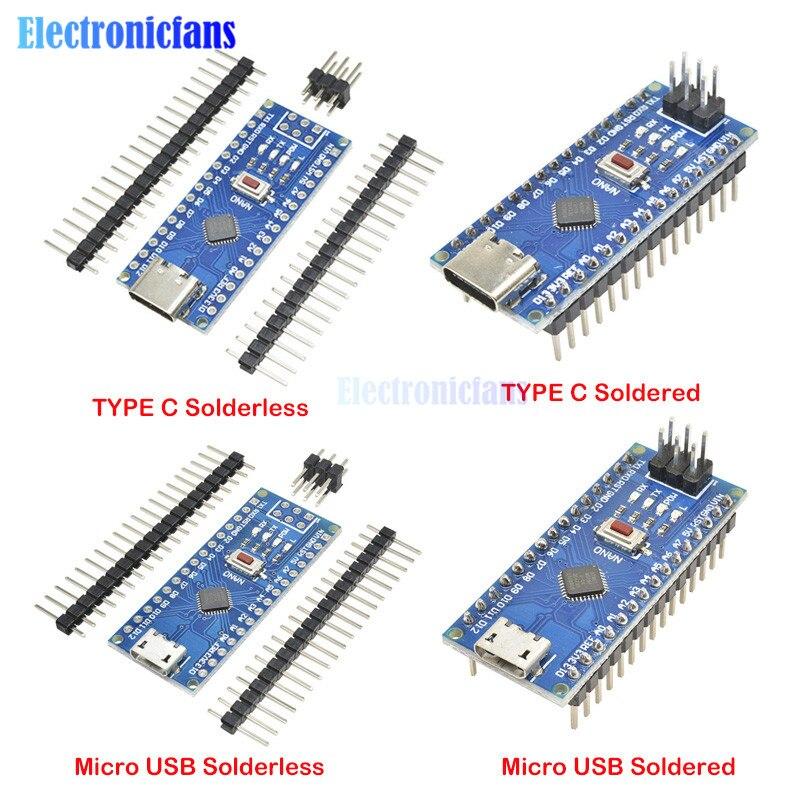 Плата разработки микроконтроллера diymo