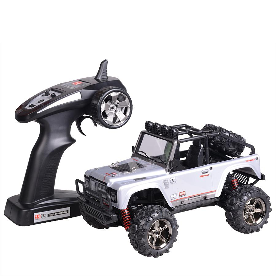 Subotech Brave RC Car 1/22 2.4G 4WD RC Desert Buggy RC Car SUV NO.BG1511 45km/h High Speed RC Toys Gifts For Kids enlarge