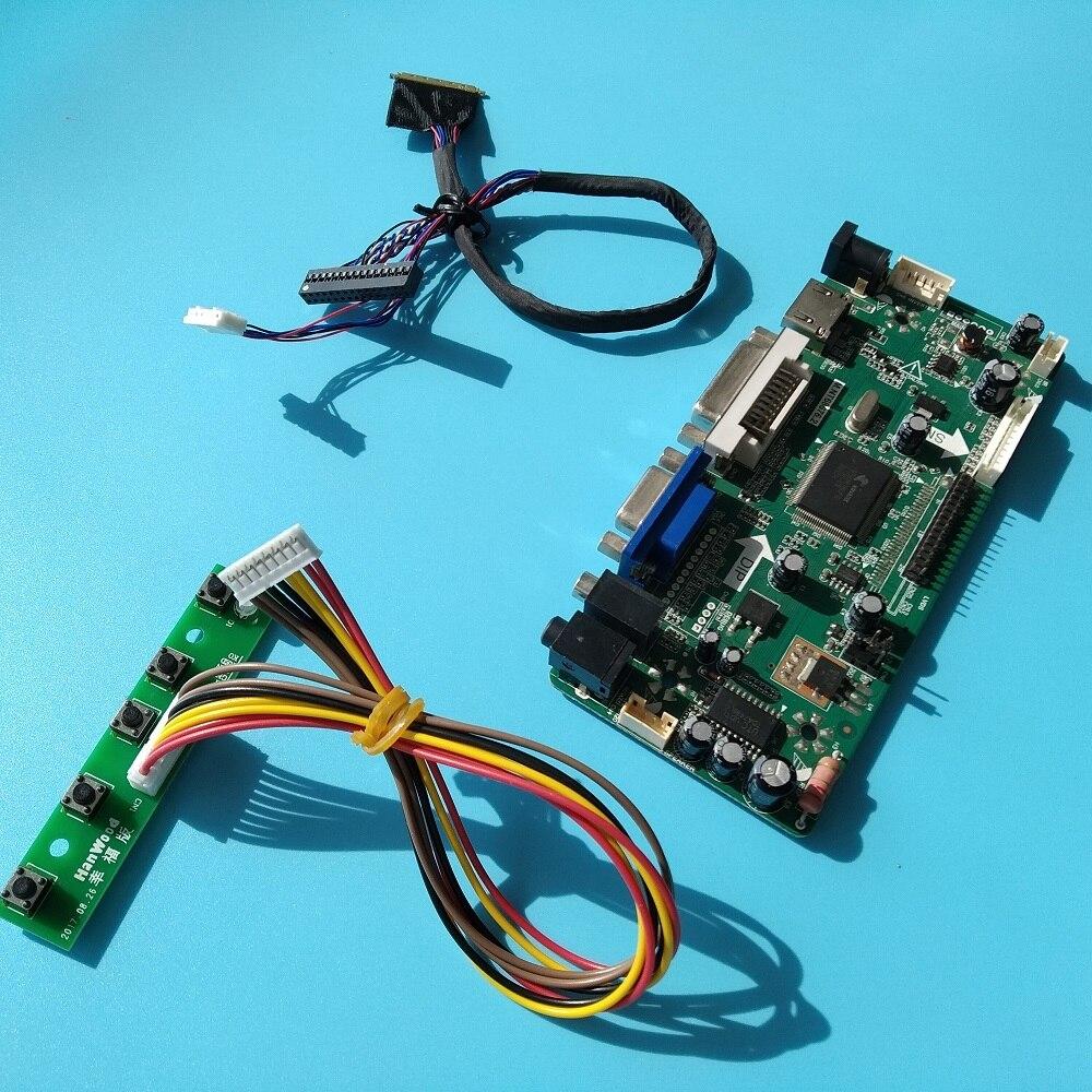 لتقوم بها بنفسك DVI LCD HDMI LED VGA لوحة تحكم M. NT68676 طقم سائق ل B156XTN02.4 1366X768 15.6