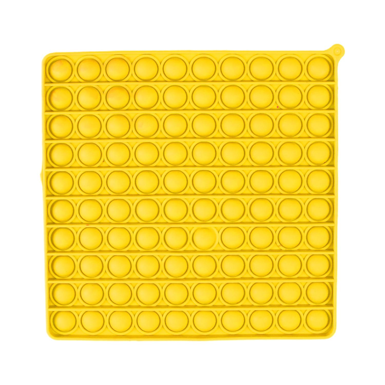 BIG SIZE Fidget Toys Pops It Square Antistress Toy Push Bubble Figet Sensory Squishy Jouet Pour Autiste For Adult Children Gift enlarge