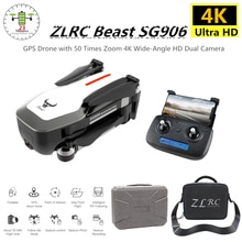Drone 4K quadrirotor SG906 RC avec caméra WIFI 5G Drone pliable Quadrocopter sans balai avec caméra HD VS SJRC F11 PRO Dron